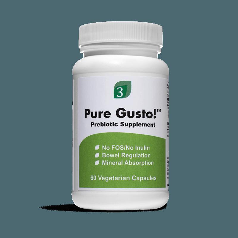 Organic3 - Pure Gusto capsules