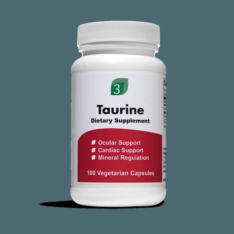 Organic3 - Taurine