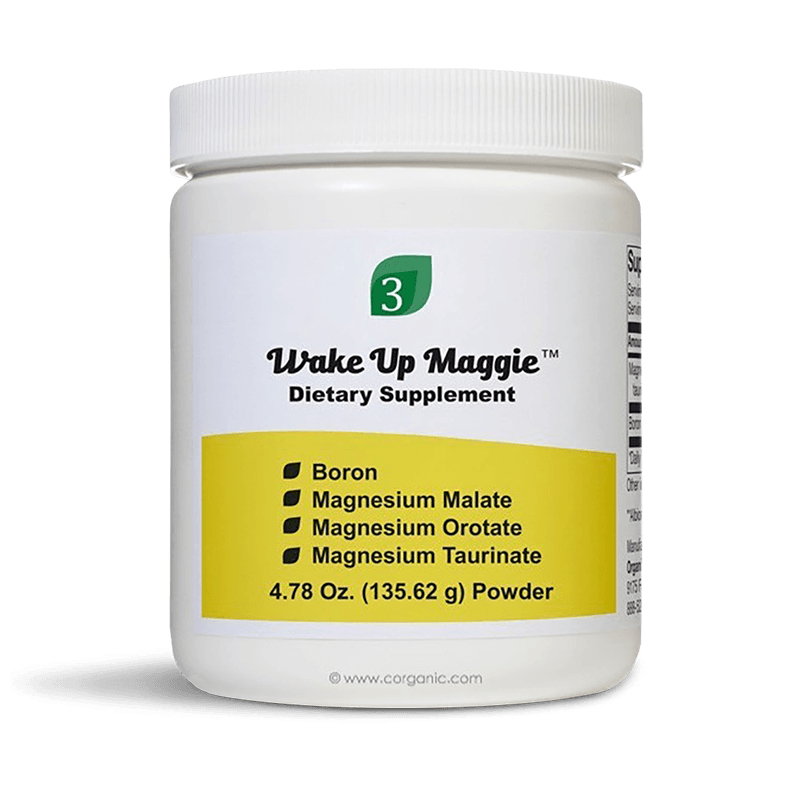 Wake Up Maggie Magnesium Powder