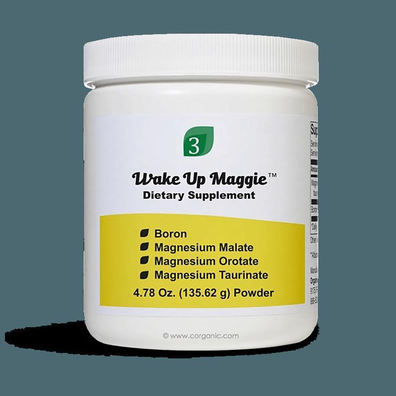 Wake Up Maggie Magnesium Powder