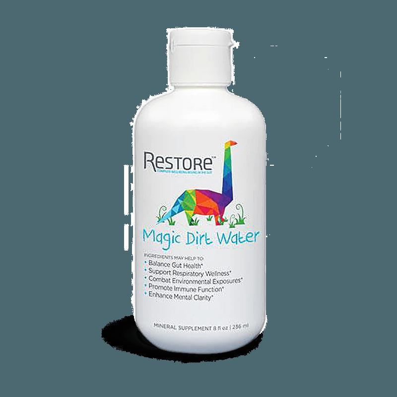 Restore magic dirt water 8oz